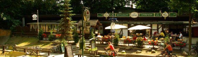 Das Restaurant Scheune Berlin präsentiert: das perfekte Spanferkel